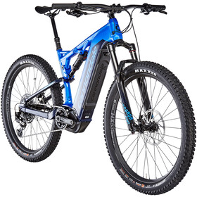 Cannondale Cujo Neo 130 1 27,5+, electric blue